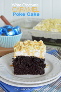 White-Chocolate-Caramel-Poke-Cake-title-2