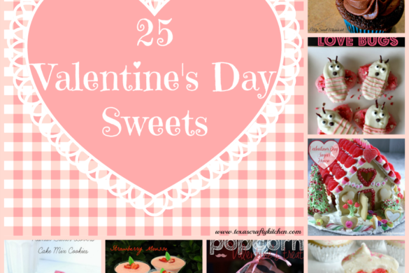 25 Valentine's Day Sweets