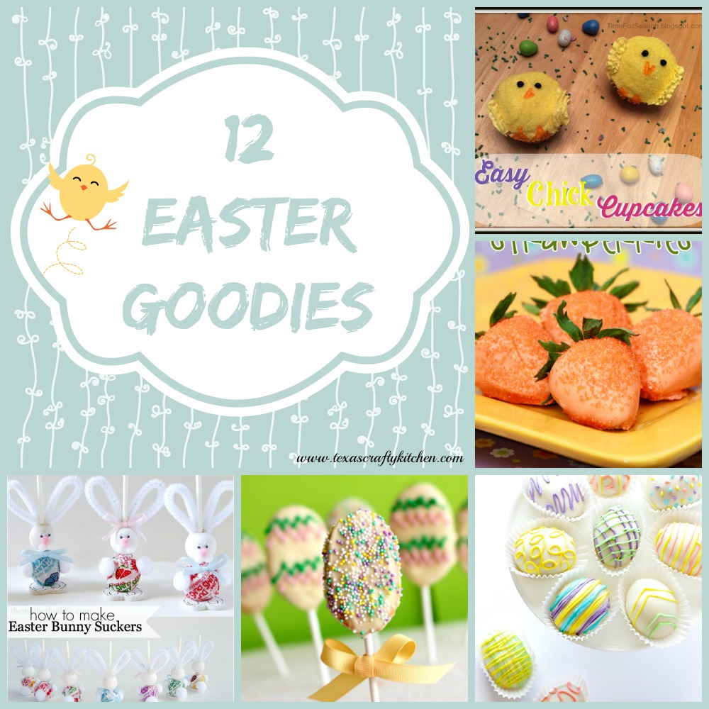 Top 28 easter goodies the moody blonde gt easter for Crafty kitchen ideas