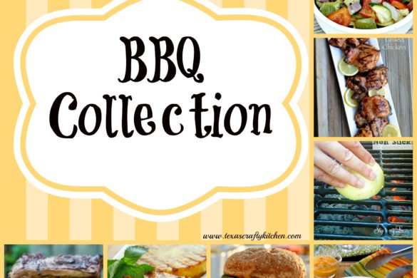 BBQ Recipe Collection. Recipes that can be used year round and are wonderful!