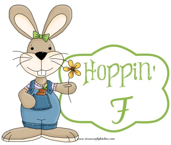 Hoppin' April F