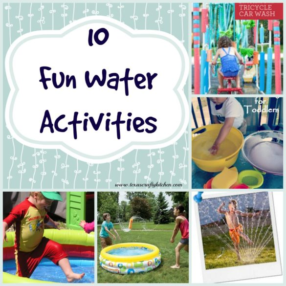 10 Fun Water Activities