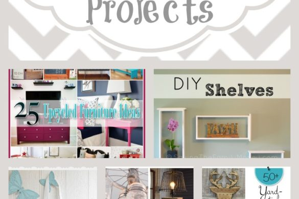 10 Great Upcycle Projects