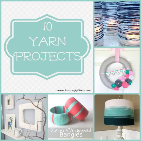 10 Great Yarn Projects
