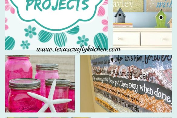 20 Fabulous Mod Podge Projects