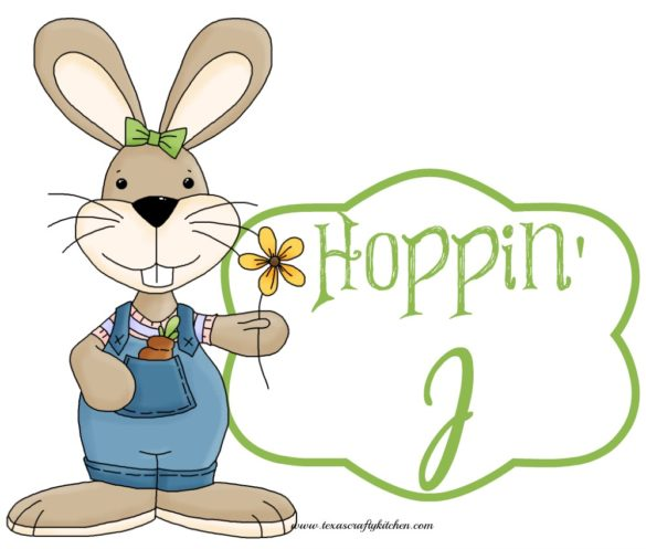 Hoppin' April J