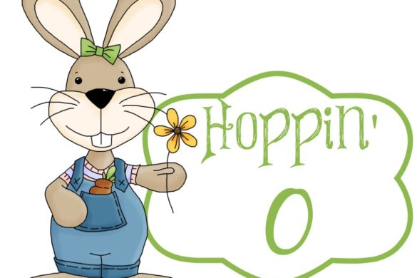 Hoppin' April O