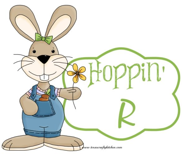 Hoppin' April R
