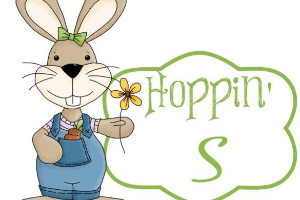 Hoppin' April S