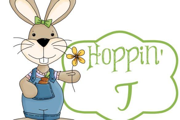 Hoppin' April T