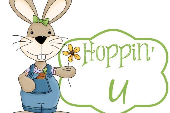 Hoppin' April U