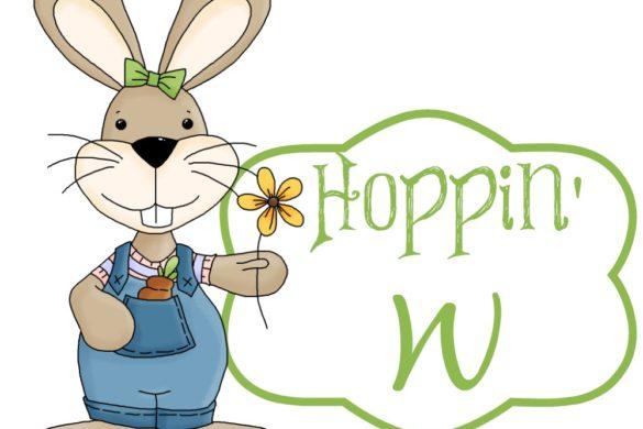Hoppin' April W