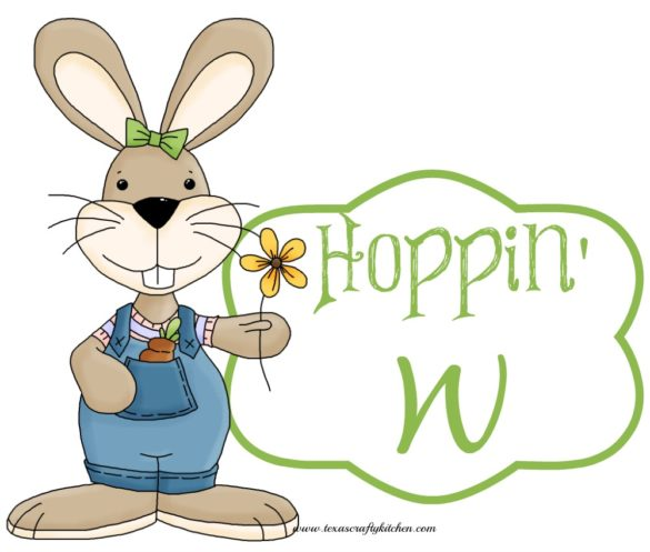 Hoppin' April W
