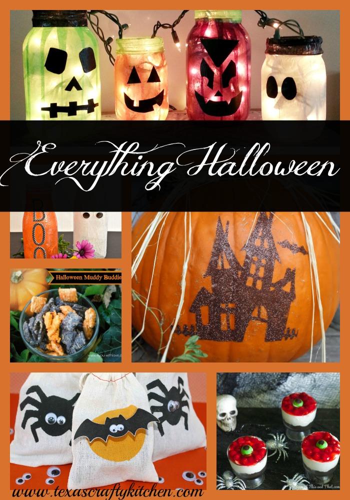 everything halloween
