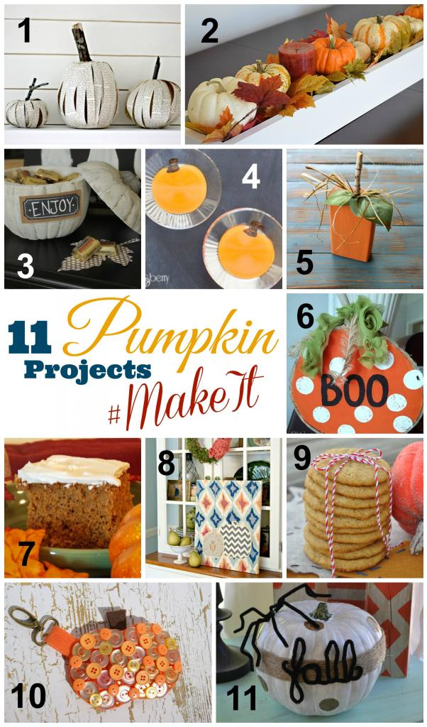 MakeIt Pumpkin Project