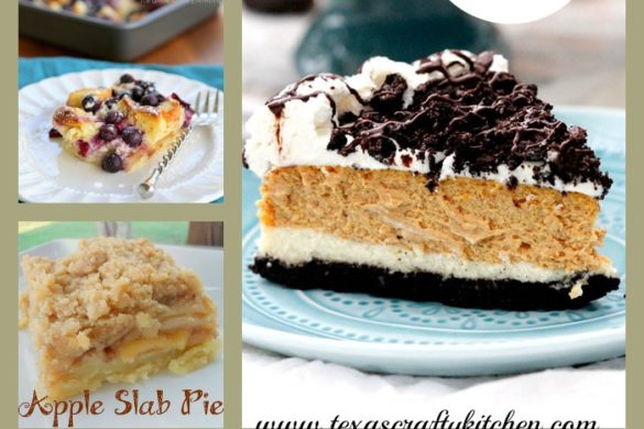 Thanksgiving Desserts and Pies