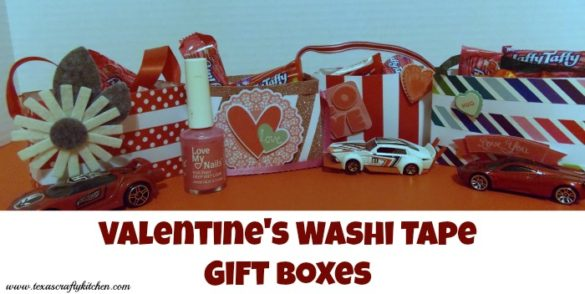 Valentine's Day Gift Box for Kids
