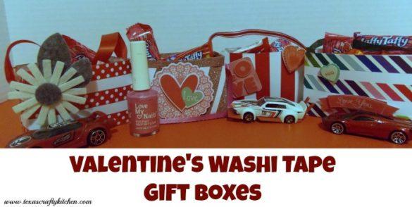 Valentine's Day Gift Box for Kids