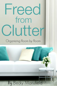Freed from Clutter