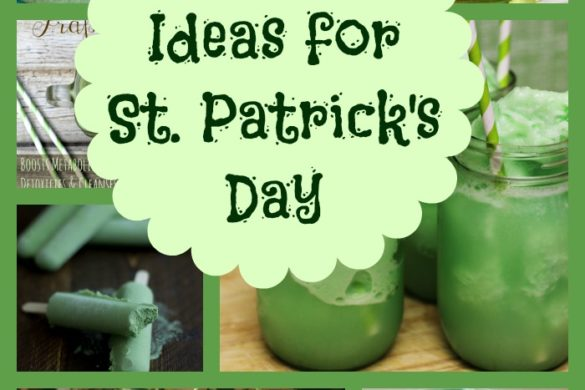 Green Ideas for St. Patrick's Day
