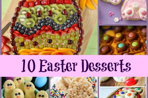 Easter Desserts