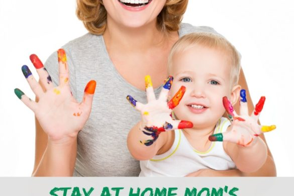 Stay at Home Mom's Ups and Downs