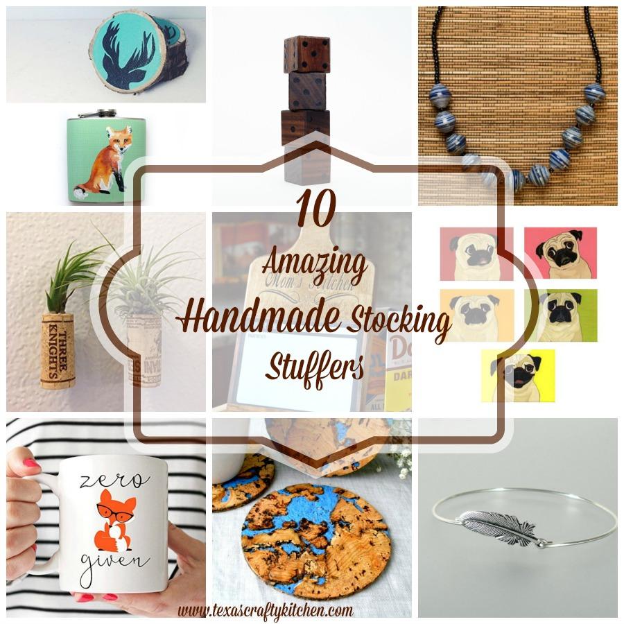 10 amazing handmade stocking stuffers