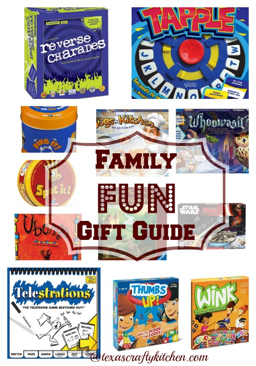 Family Fun Gift Guide