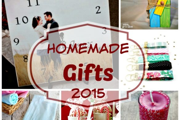 Homemade Gifts 2015