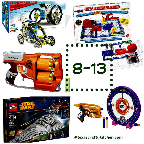 Ultimate Gift Guide for Boys 8-13