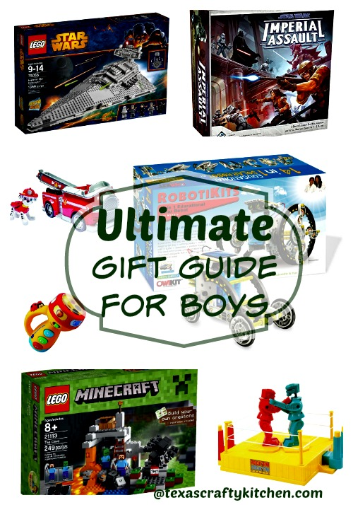 Ultimate Gift Guide for Boys