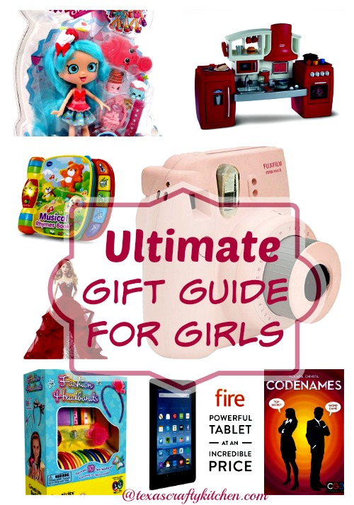 Ultimate Gift Guide for Girls