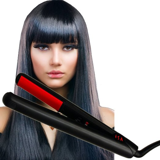 Isa Professional Ceramic Flat Iron - Review