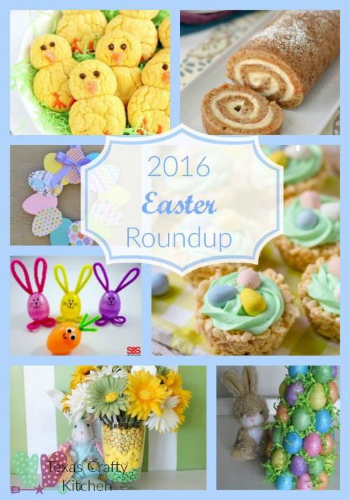 2016 Easter Roundup