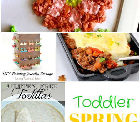 My Favorite Things Link Party #120