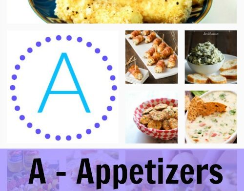 A-Appetizers 2016