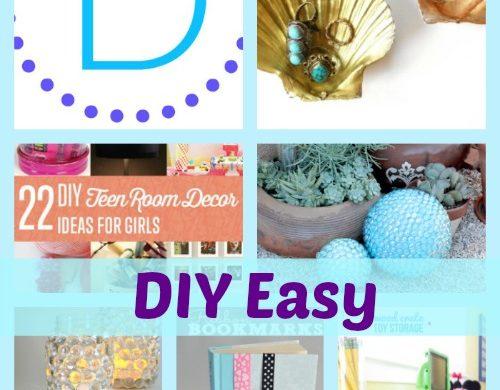 A-Z DIY Easy