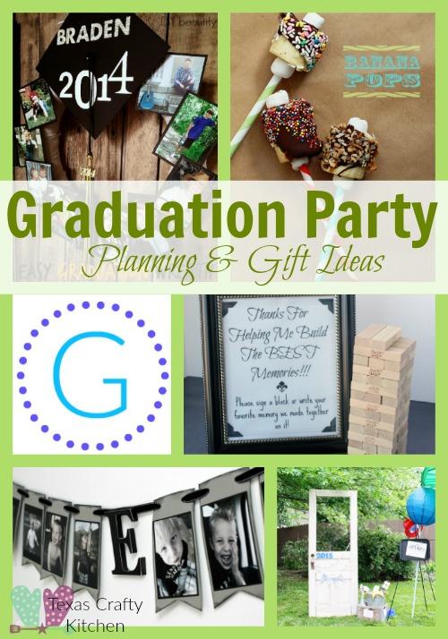 A-Z Graduation Party