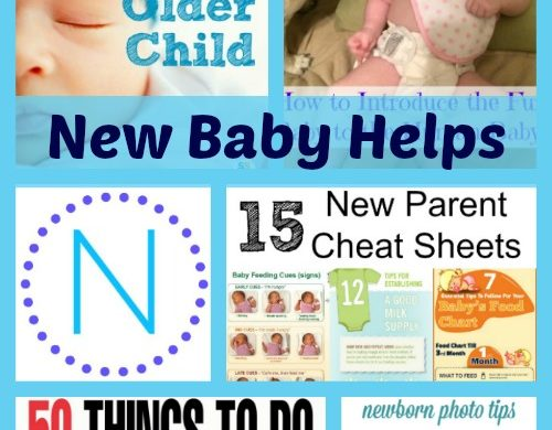A-Z New Baby Helps