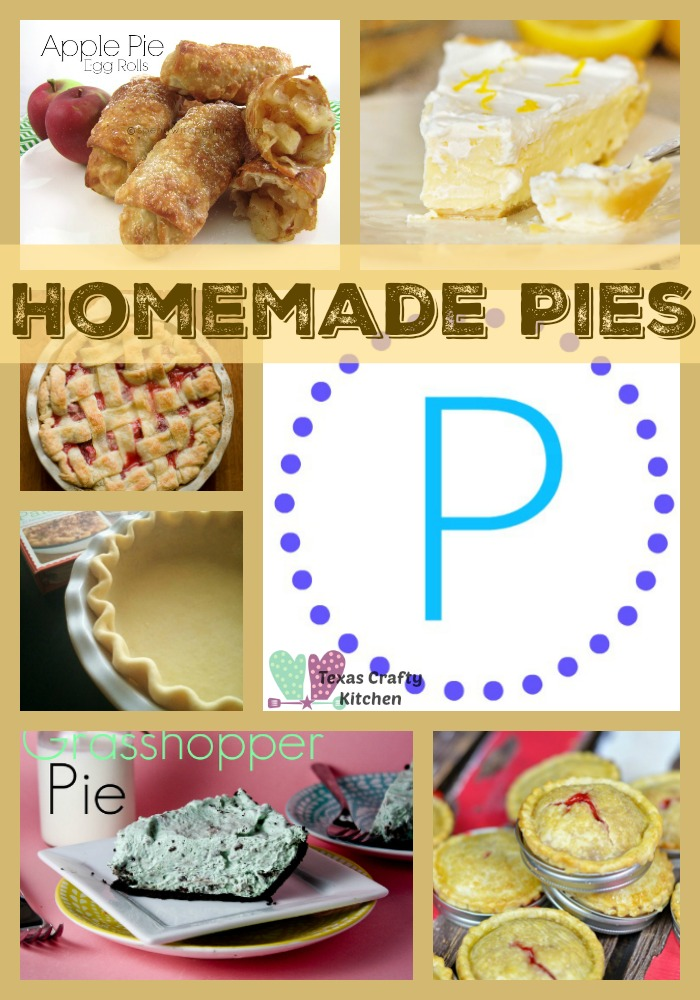 A-Z Roundup Pies