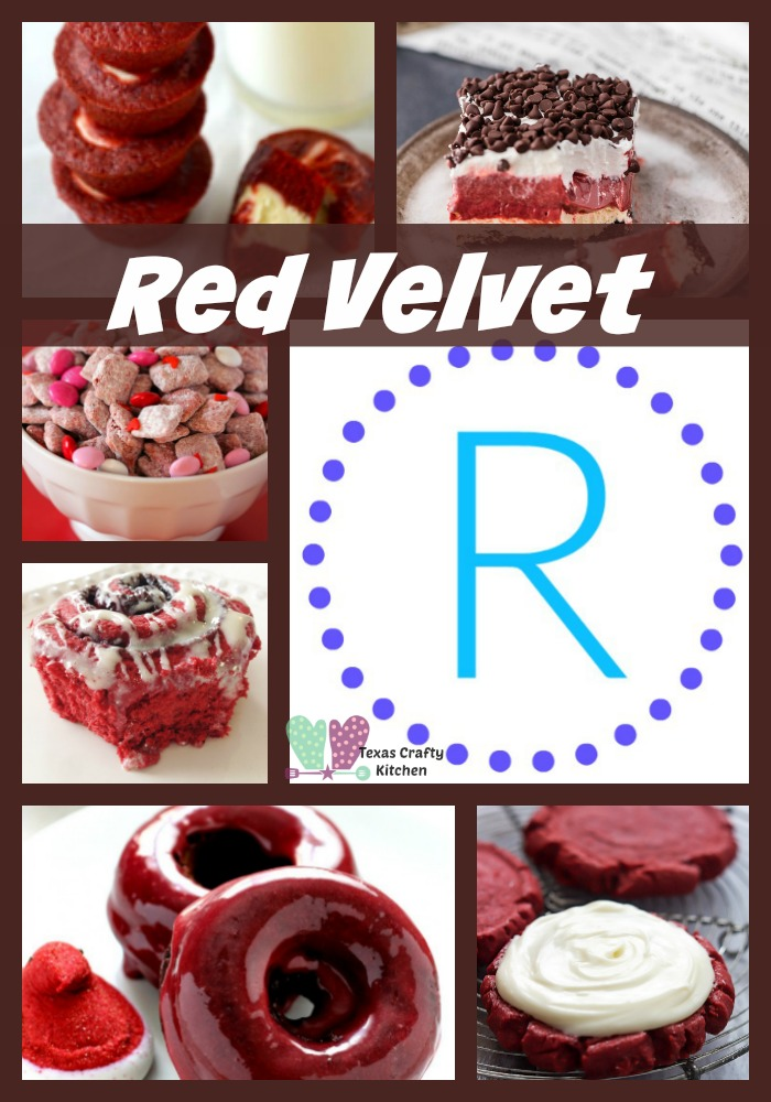 A-Z Roundup Red Velvet