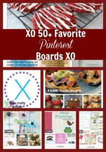 A-Z Roundup Favorite Pinterest Boards