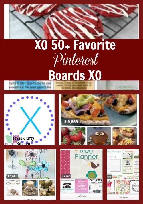 A-Z Roundup Pinterest Boards