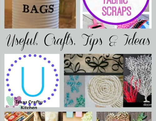 A-Z Roundup Useful Crafts Tips and Ideas