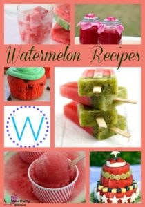 A-Z Roundup Watermelon Recipes