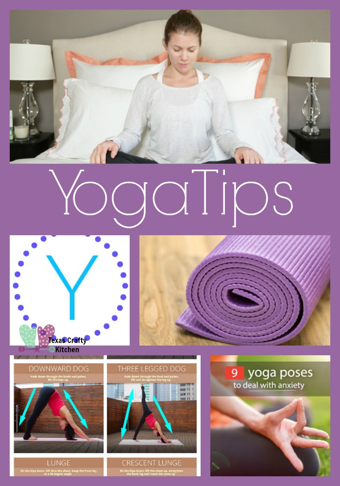 A-Z Roundup Yoga