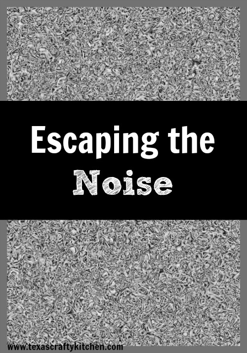 Escaping the Noise