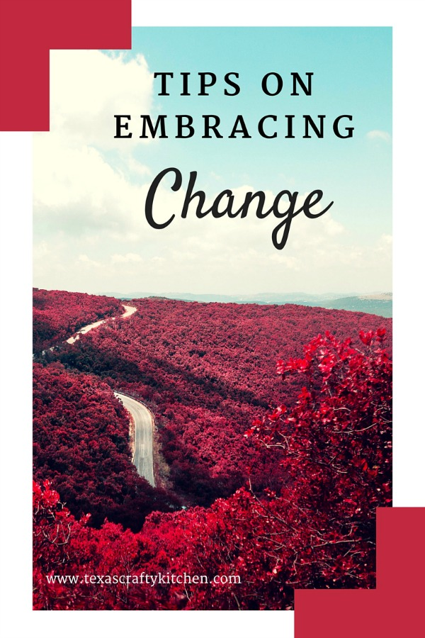 Tips on Embracing Change