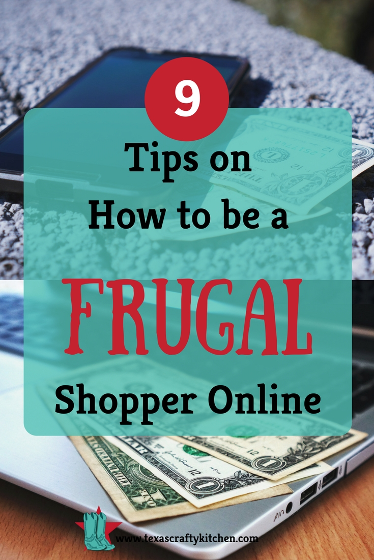 Here are some amazing tip and tricks on How to be a Frugal Shopper Online