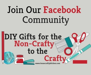 Join our New Community! DIY Gifts for the Non-Crafty to the Crafty is a great place to learn and share!